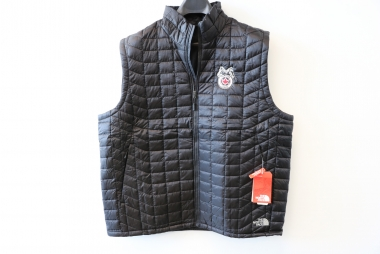 Man Coat Sleeveless North Face, Thermoball Trek Vest